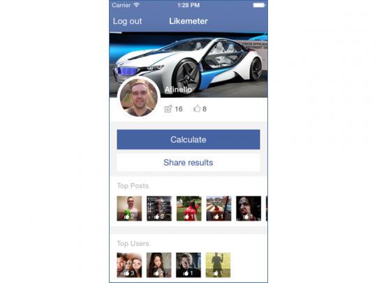 likemeter-facebook-home